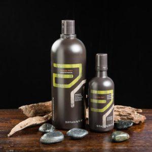 Aveda Men pureformace shampoo & conditioner