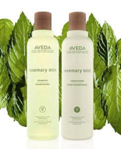 Rosemary mint shampoo &conditioner